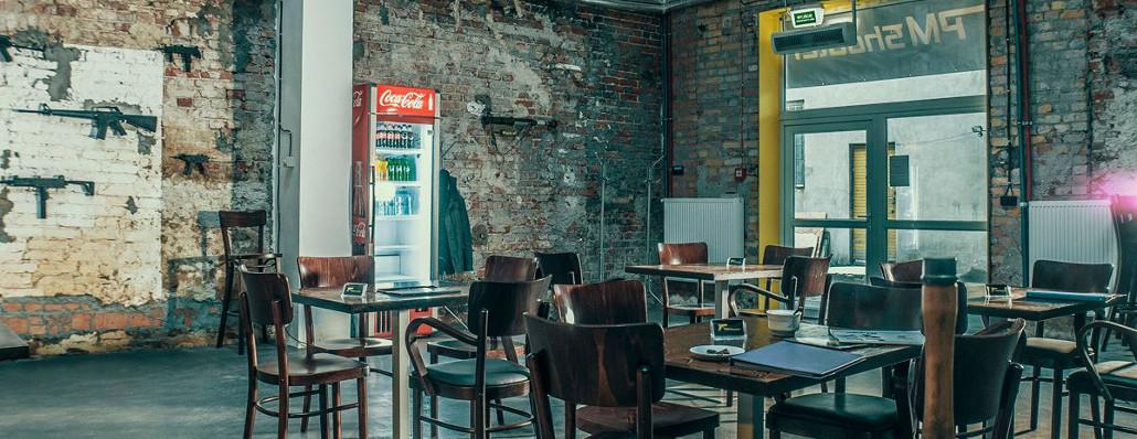 Strzelnica PMShooter Warszawa